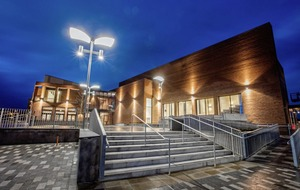 Girdwood Community Hub and Waterfront Hall the big winners at RICS awards