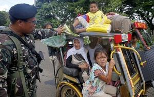 Street battles in Philippines as president Rodrigo Duterte orders troops to crush militants
