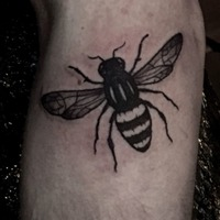 Everything you need to know about the Manchester bee tattoo appeal