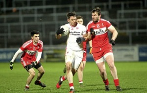 Tyrone still hold all the aces as Derry expected to fall short in derby clash