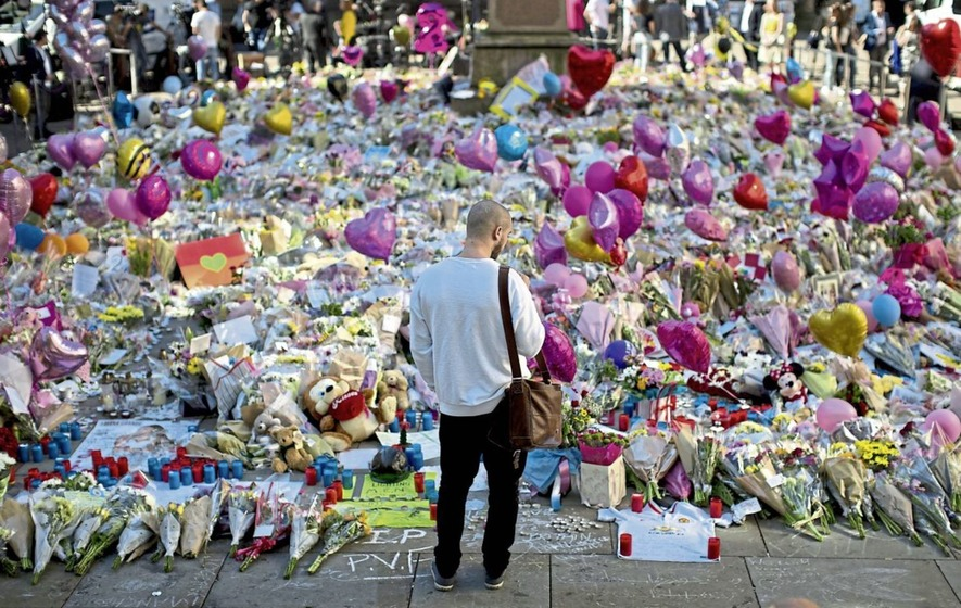 Fionnuala O Connor: After the horror and sadness of Manchester came the exploitation