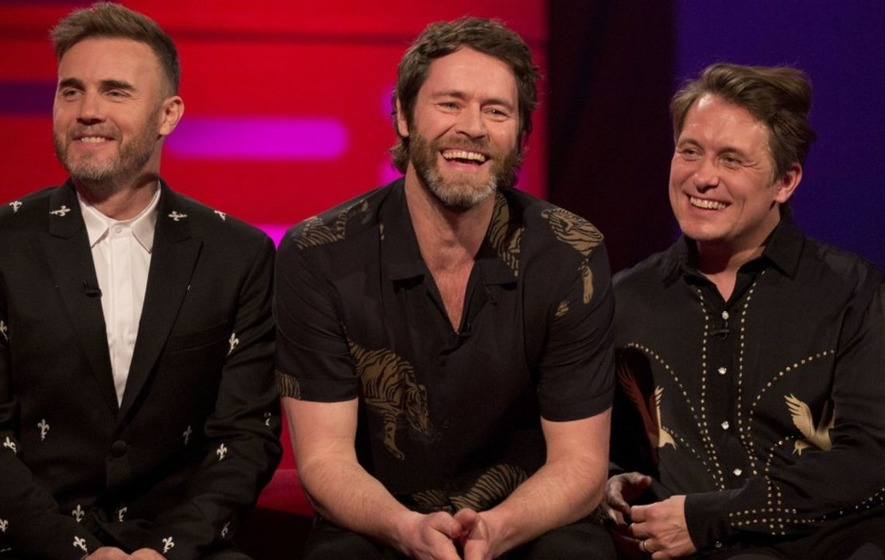 Take That to stage big show at Manchester football stadium after postponing concerts
