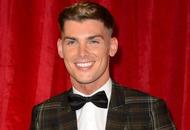 Hollyoaks star Kieron Richardson welcomes twins with husband Carl Hyland