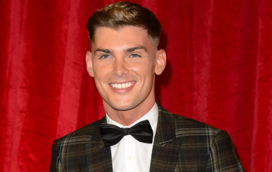 Hollyoaks star Kieron Richardson welcomes twins with husband Carl Hyland