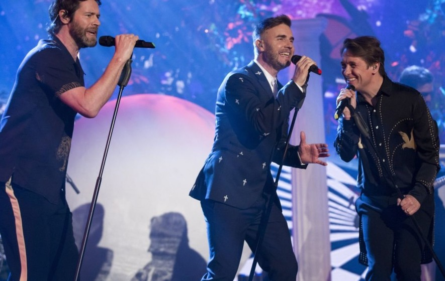 Take That to give proceeds from Liverpool concert to Manchester terror victims