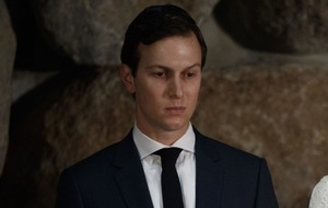 Why is Donald Trump's son-in-law Jared Kushner under particular scrutiny at the moment?