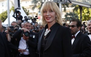 Uma Thurman presides over Un Certain Regard prize ceremony at Cannes