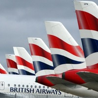 Scenes of chaos at Heathrow and Gatwick as British Airways cancels flights due to computer problems