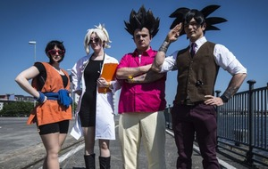 All of the best costumes from this year's Comic Con in London