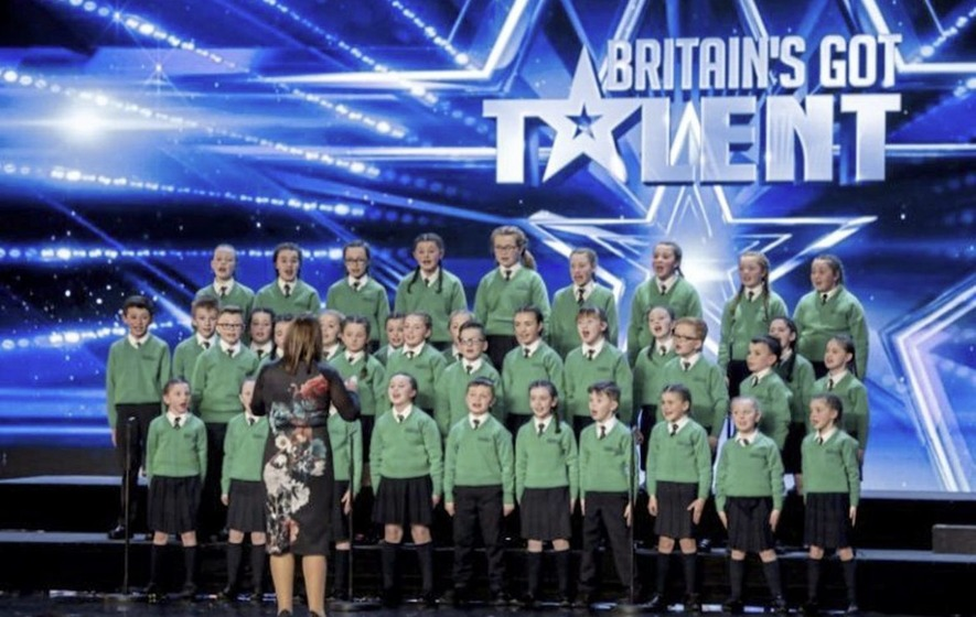 BGT choir pupils will carry on singing