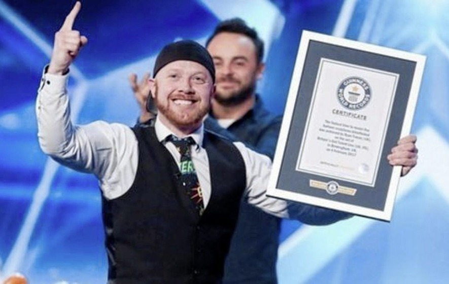 Magicians DNA and singer Kyle Tomlinson advance to BGT final