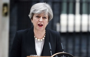 Theresa May's a 'liar' song is now in the Top 10 of the iTunes download chart