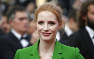 We need more female film directors, says Jessica Chastain