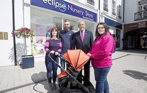 Baby products provider Eclipse Nursery Store extends its own family