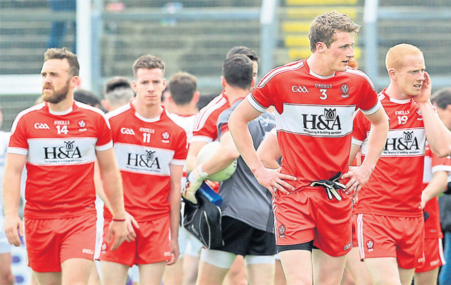 Derry v Tyrone - another Ulster mismatch