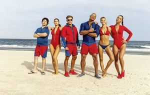 Beefed-up Baywatch aims for same tone as 21 Jump Street