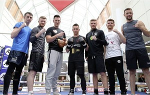 Something in the Bog Meadow air as Padraig McCrory joins list of pro fighters from west Belfast fighting hotbed St James'