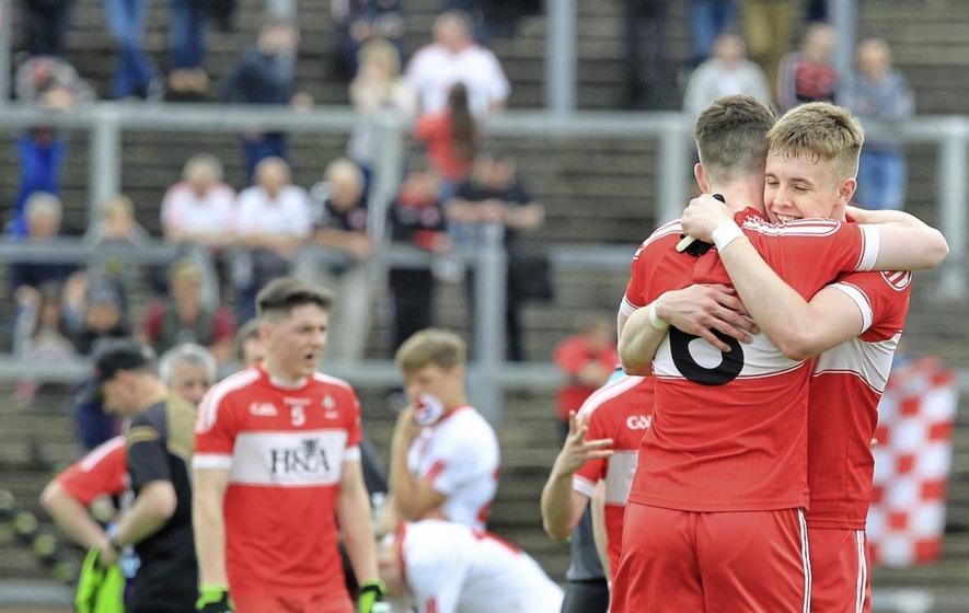 Derry must shut revolving door to save next generation