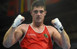 Conor Wallace focused on Commonwealth Games after finding Joe Ward roadblock in the way