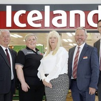 Iceland invests £750k at Park Centre store in west Belfast