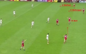 Analysis: How Derry's lacklustre attack compared to Tyrone's