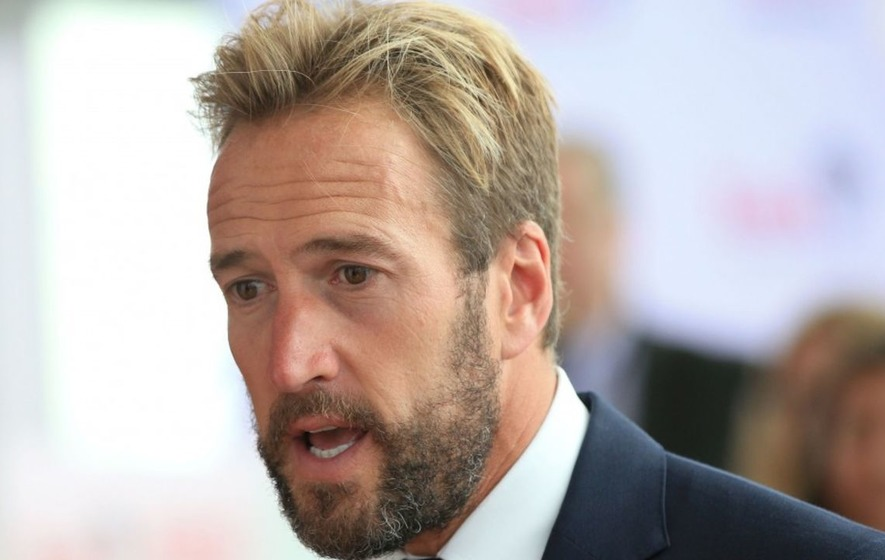TV's Ben Fogle will not be doing 'scary' Cheese Rolling again