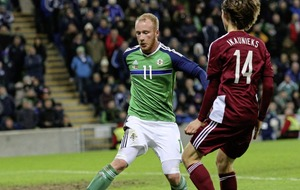 Former Cliftonville striker Liam Boyce forces way into Michael O'Neill's plans for Northern Ireland World Cup qualifier in Azerbaijan