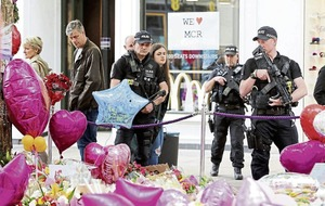 Manchester bombing probe police hunt for suitcase carried by Salman Abedi