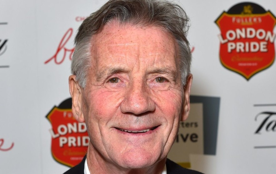 Michael Palin: Prince Philip warned me not to start a war in Korea