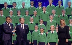 Co Down school choir misses out on Britain's Got Talent final