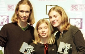 Hanson are back and you won't believe what they look like now