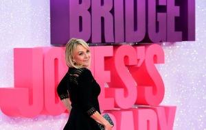 Helen Fielding: I'd love to see third Bridget Jones novel on big screen