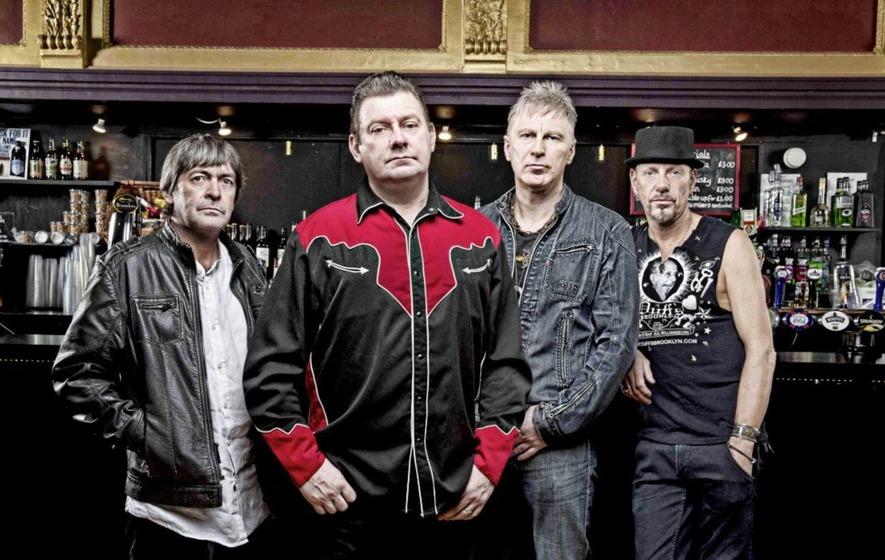 Jake Burns on Stiff Little Fingers' 40th birthday bash in Belfast