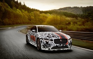 Jaguar XE Project 8: Cat sharpens its claws