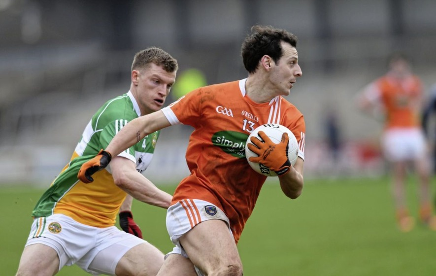 Armagh attacker Jamie Clarke - I put too much pressure on myself