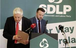 Abstentionists and Brexit under fire at SDLP manifesto launch