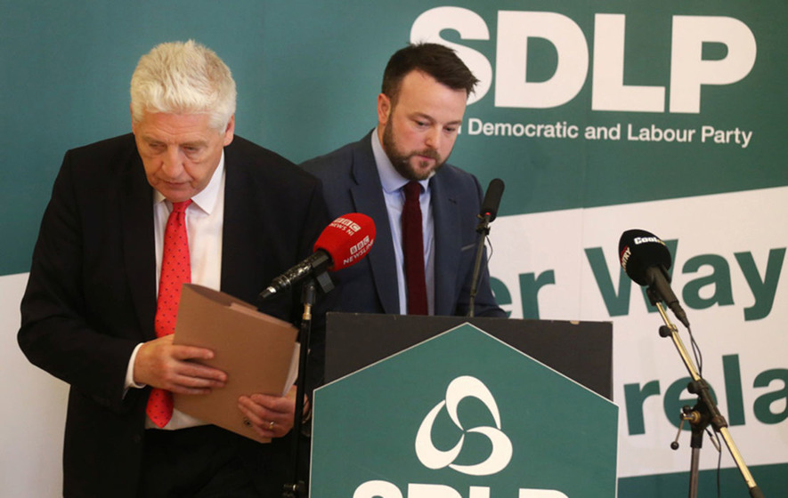 SDLP propose Stormont law to stop Tories 'tampering' in devolved areas post-Brexit