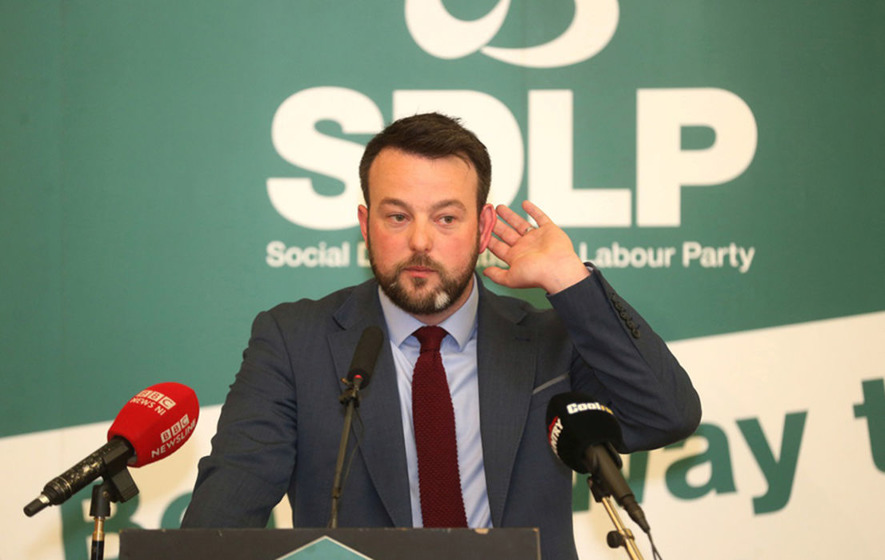 Alex Kane: Under pressure SDLP is moving into Sinn Féin's territory