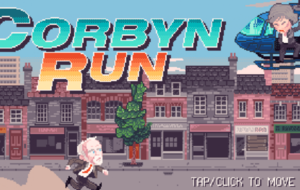 CorbynRun: Someone has made a computer game that allows you to be the Labour leader