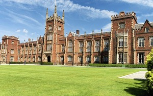 Queen's University Belfast showcases impact of higher education