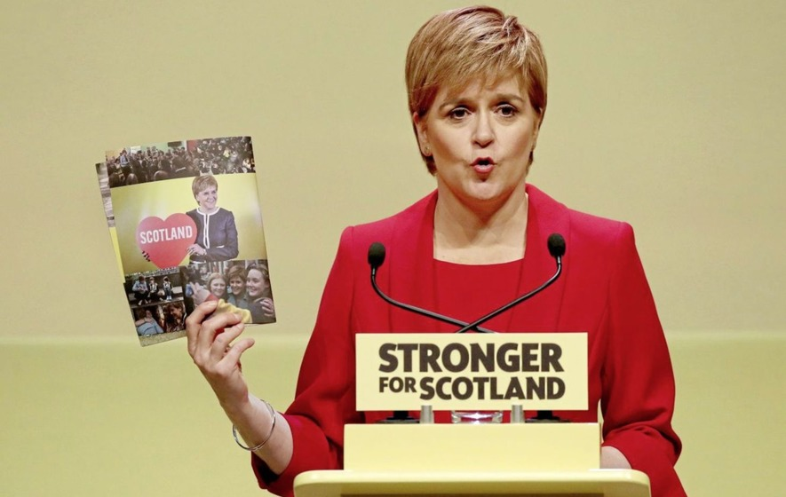 Sturgeon: SNP majority will help secure Indyref2