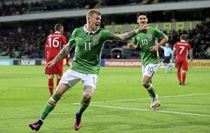 James McClean: 'It will always be country before club for me'