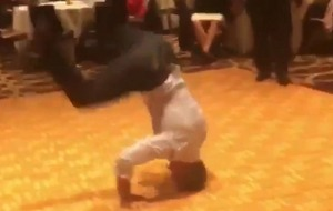 These dance moves put any other high school reunion appearance to shame