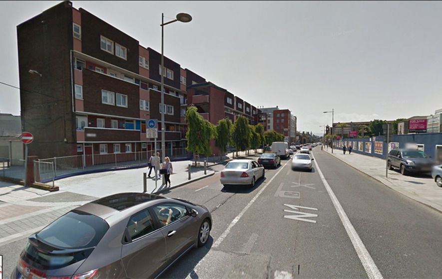 Man found with gunshot wounds in underground auto park in Dublin