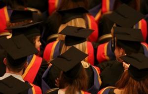 Belgian university advises students to wear a 'nice low-cut neckline' to graduation