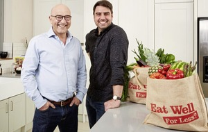 Greg Wallace and and Chris Bavin swear by food that's tasty and affordable