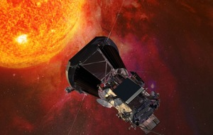 Nasa to announce launch of new probe that will fly into the Sun's atmosphere