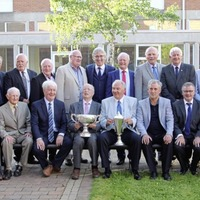 St Colman's, Newry mark 50th anniversary of first Hogan Cup success