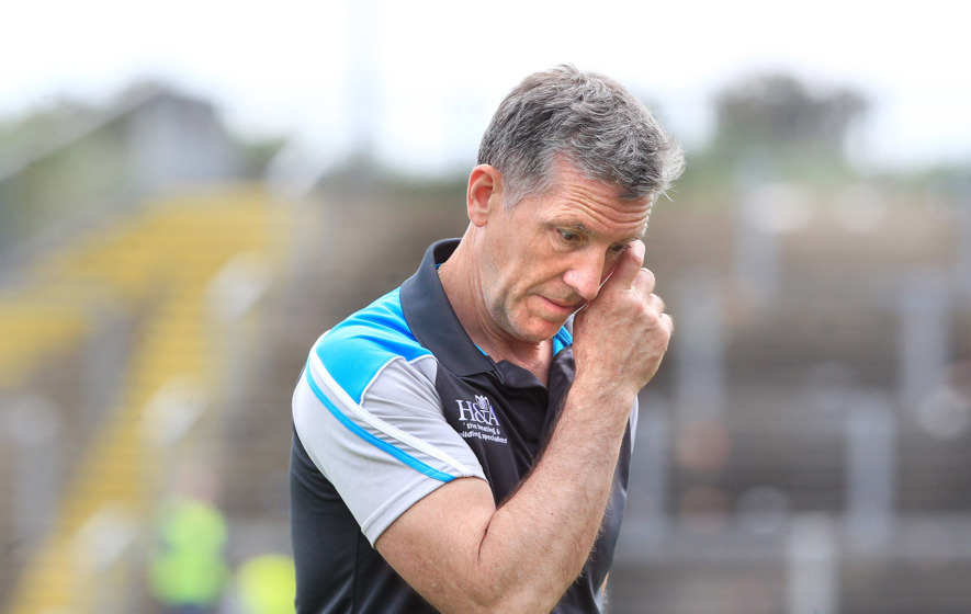Damian Barton confident there will be no more Derry departures before Qualifiers