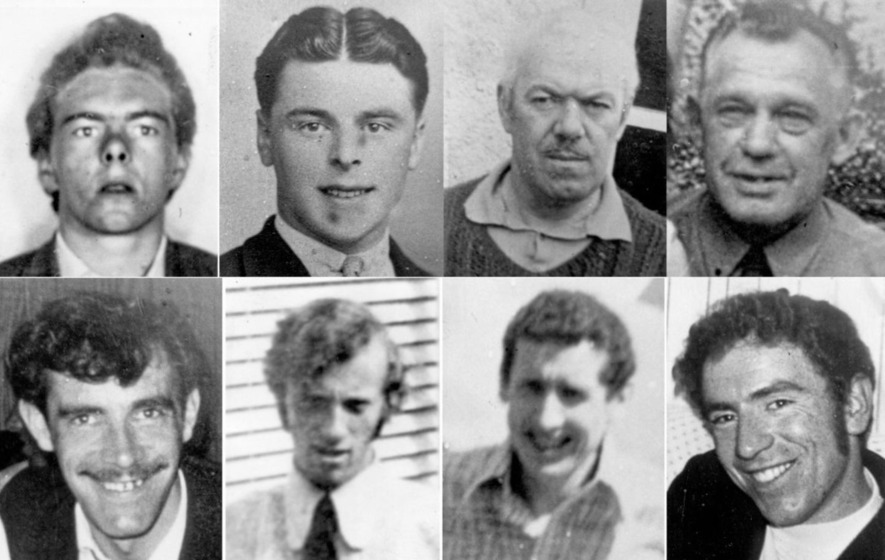 There was a 'smell of death' at scene of Kingsmill massacre, inquest told